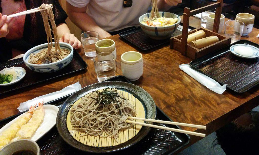Japonské hůlky haši