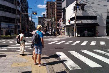 Japonská křižovatka